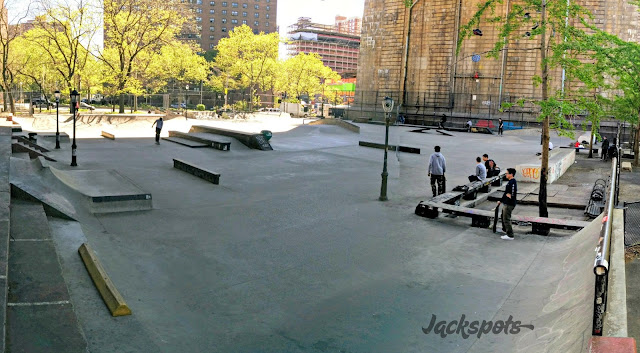 skatepark coleman new york