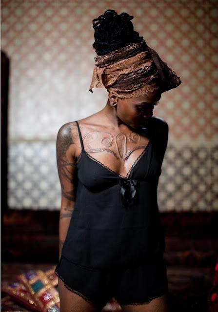 bielizna dla ciemnoskórych kobiet Nubian Skin