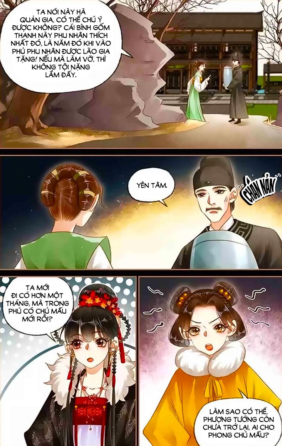 Thần Y Đích Nữ chap 161 - Trang 4