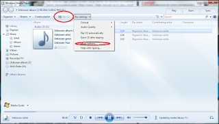 Cara convert file .cda ke Mp3