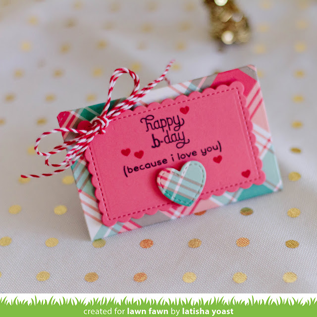 the Lawn Fawn blog: Lawn Fawn Intro: Stitched Heart Envelope, Be ...