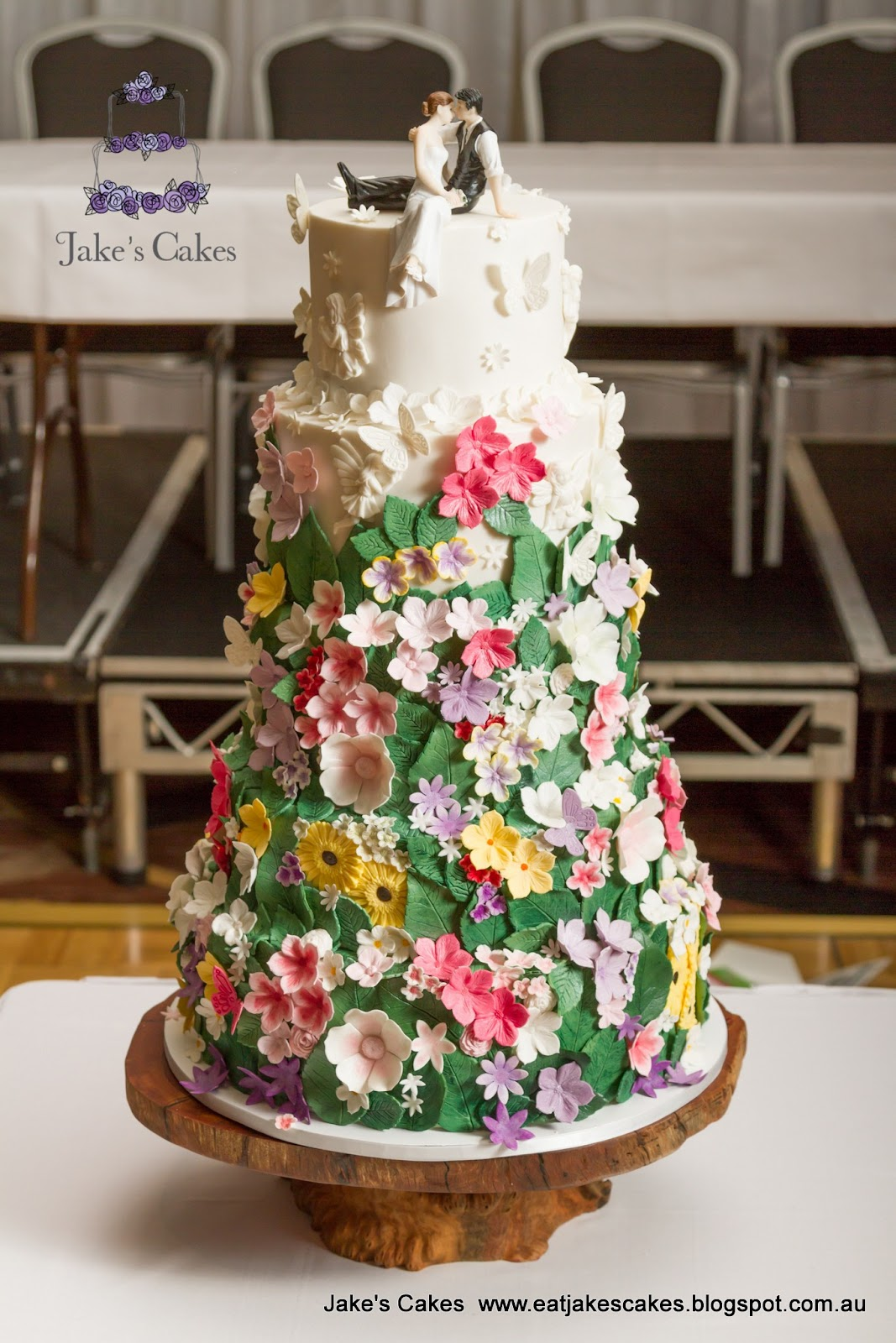 dream wedding cake jake s cakes midsummer nights wedding cake 13745