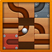 Roll the Ball puzzle geser MOD APK