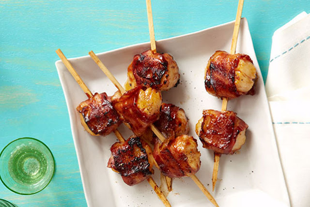 Bacon-Wrapped-BBQ-Scallops-Recipe-by-Kraft-Recipes
