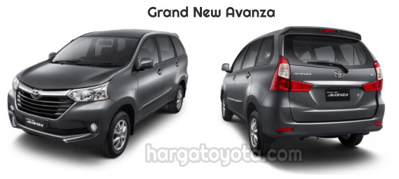 Spesifikasi Grand New Avanza 2018 Perbedaan E Dan Std Toyota Surakarta Nasmoco Solo