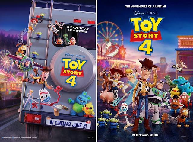 The Adventure Of A Lifetime Toy Story 4 International