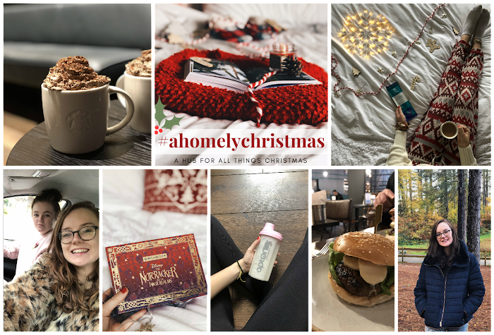 A lifestyle roundup of my week at university featuring all I've bought, watched, eaten, seen and been up to. Featuring creating my own hashtag, my favourite paid collaboration to date and trying out all the festive drinks