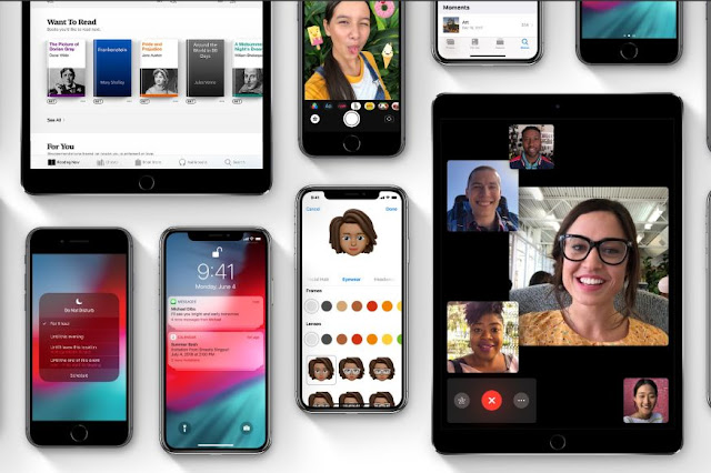 Features of iOS 12