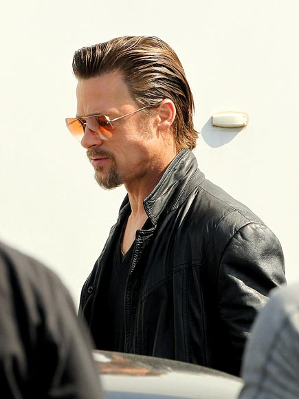 Hollywood Super Stars Brad Pitt Hot Pictures-3436