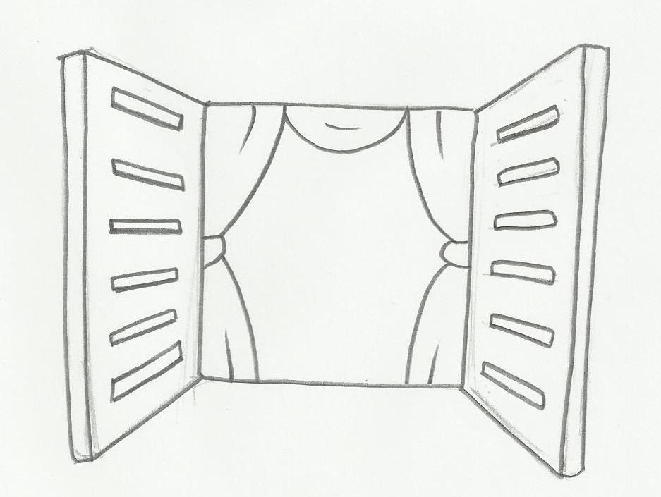 Pz C Desenho De Casa