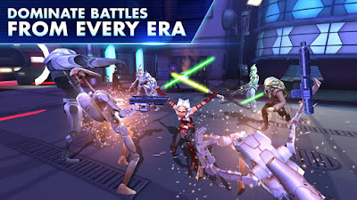 Star Wars Galaxy of Heroes Mod Apk Terbaru Gratis
