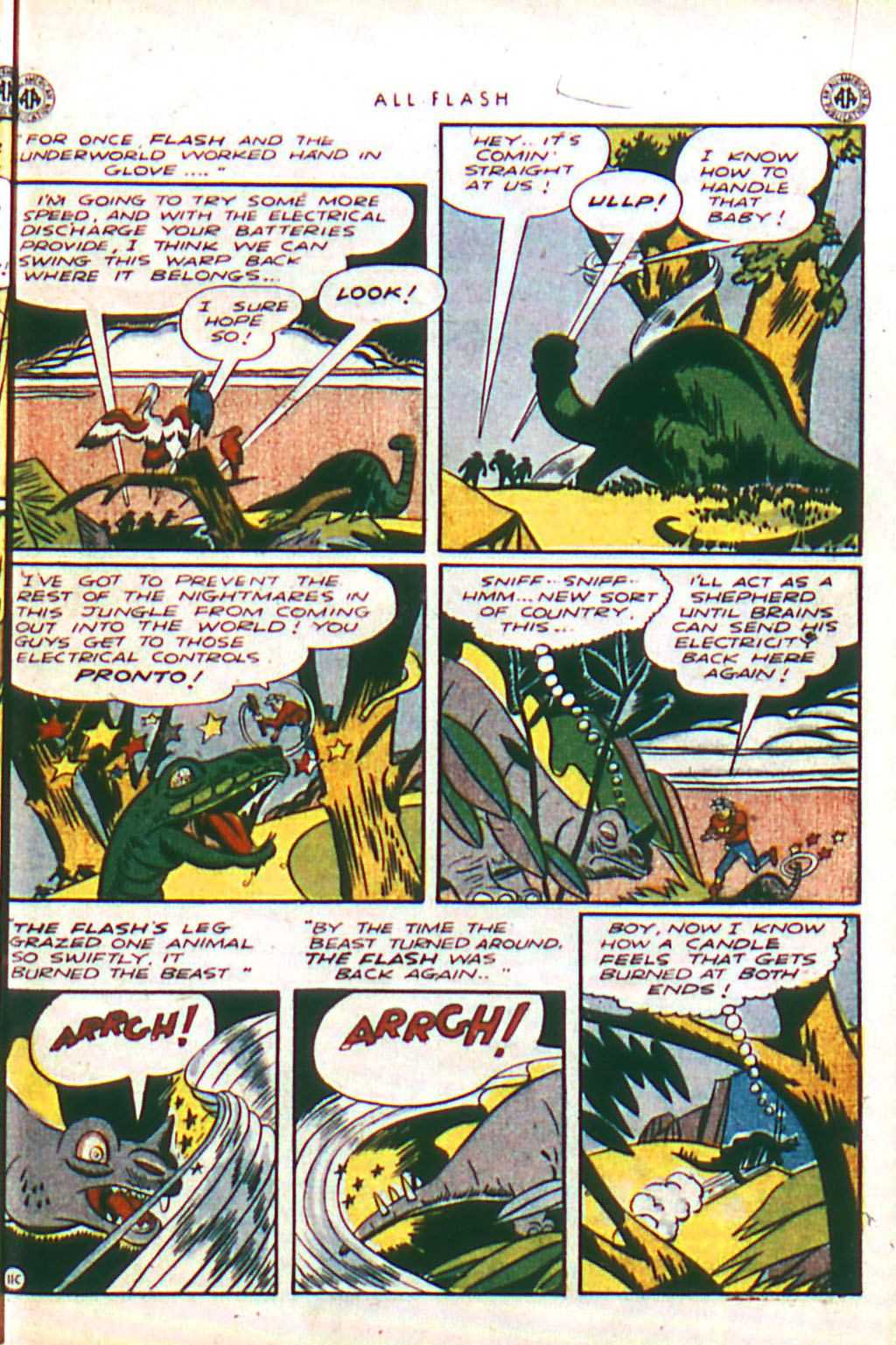 Read online All-Flash comic -  Issue #18 - 47