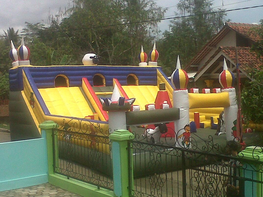 Balon Semarang Mainan Ready Stock Istana Import Ukuran 8x10