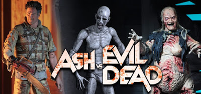 Ash vs Evil Dead Series 2  Action Figures by NECA