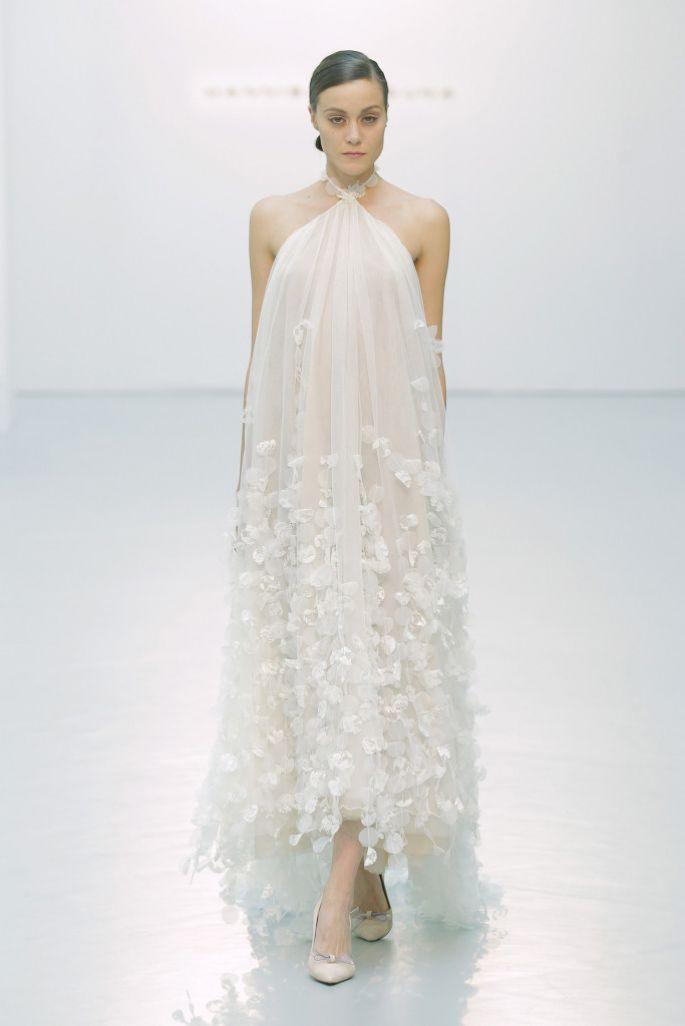 eb12f48bd Como elegir el vestido de novia para embarazadas ¡5 increíbles ...