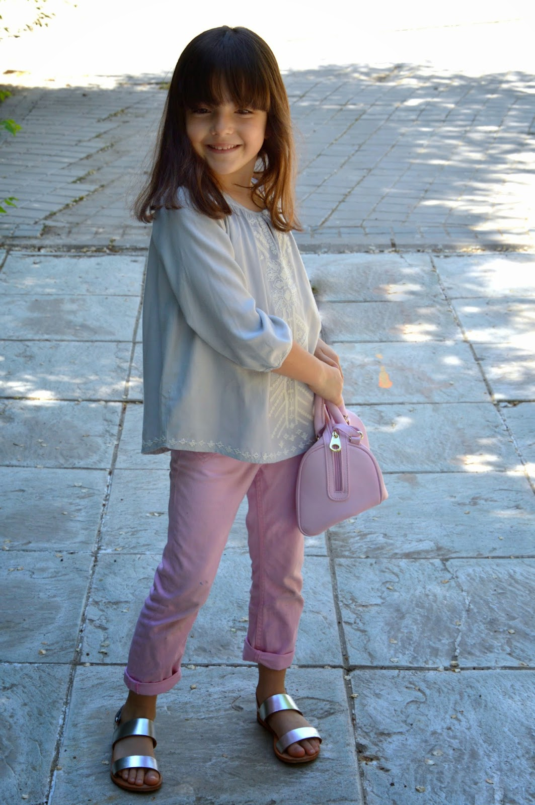 outfit primavera 2014 Pequeña Fashionista