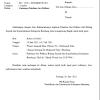 Contoh Surat Undangan Resmi Kegiatan Osis Bakti Sosial untuk Kepala Desa Maret 2017