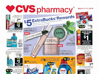 CVS Weekly Ad March 11 - 17, 2018 Buy 1 get 1 50 % off