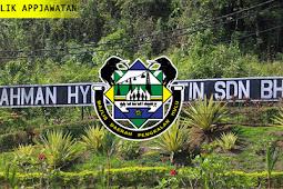 Jawatan Kosong kerajaan di Majlis Daerah Pengkalan Hulu ,Perak Tahun 2019