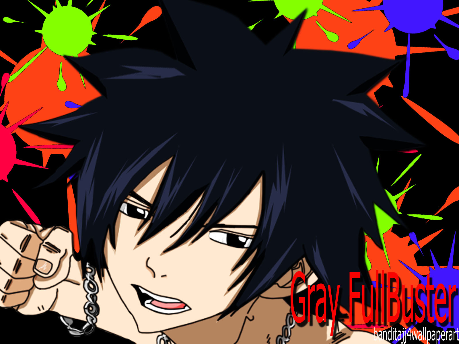Wallpaper Gray Fullbuster Fairy Tail Wallpapers
