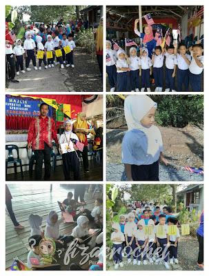 Aktiviti prakemerdekaan di sekolah 2018