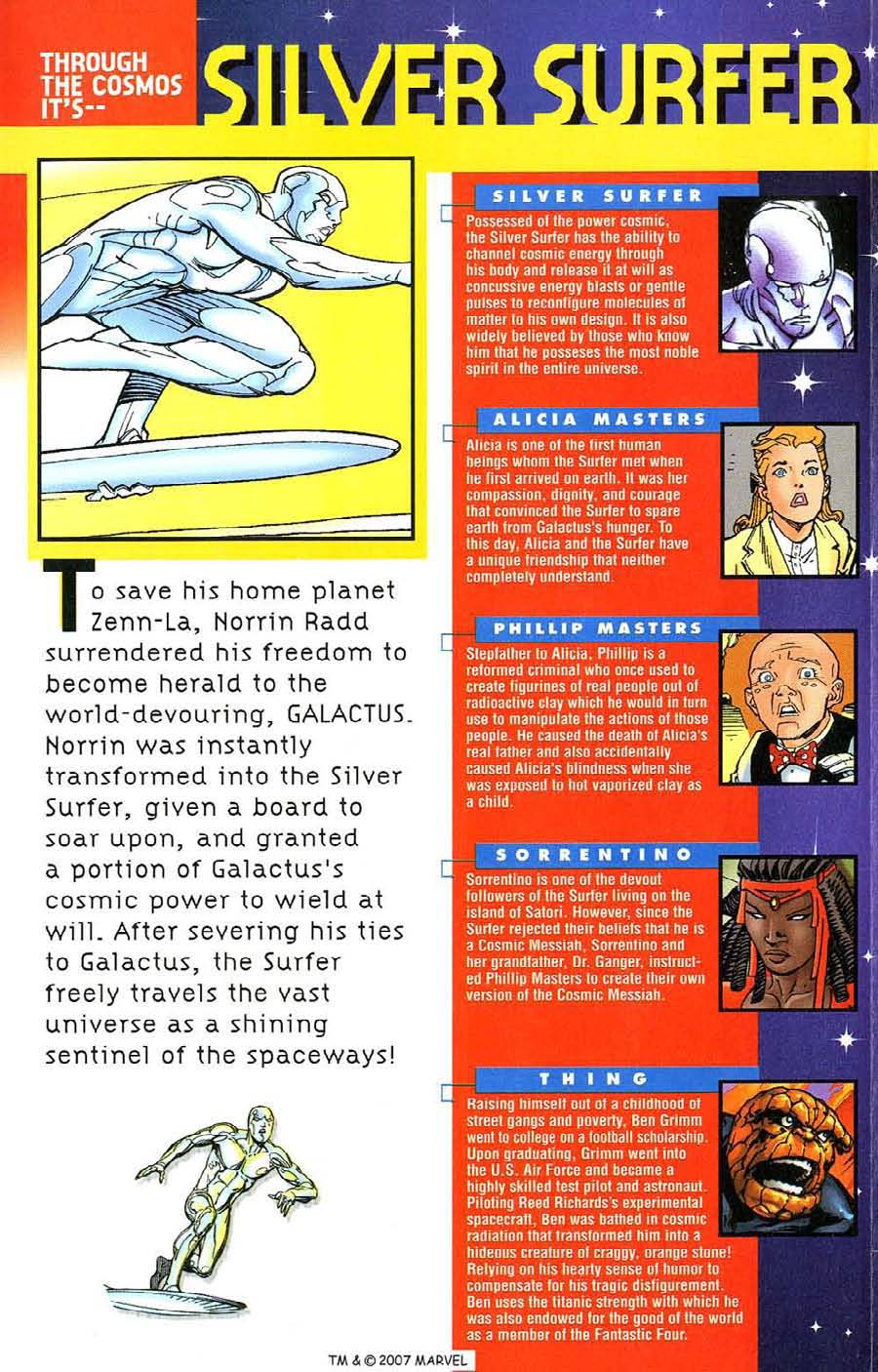Read online Silver Surfer (1987) comic -  Issue #138 - 2
