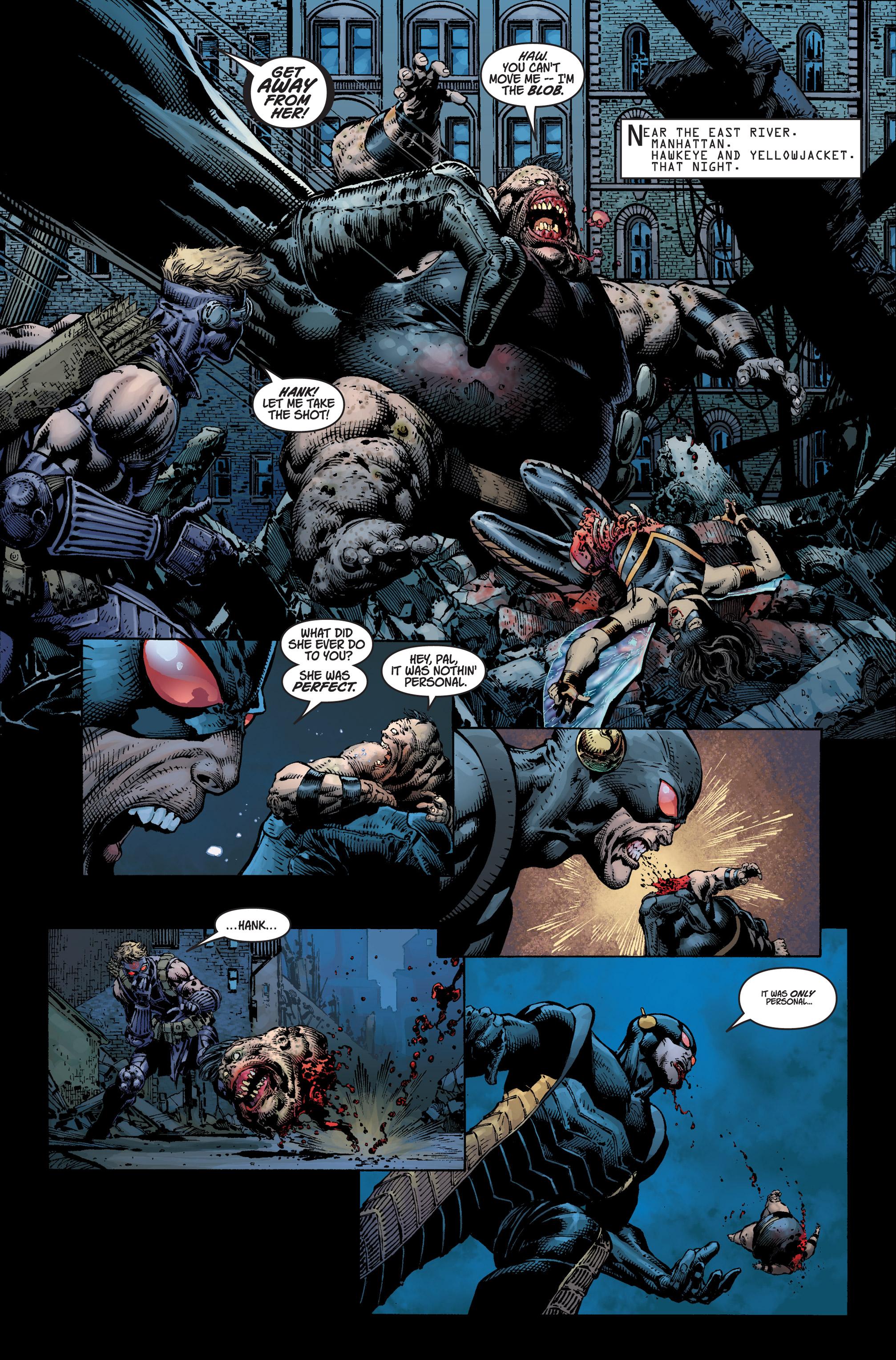 Read online Ultimatum comic -  Issue #3 - 7