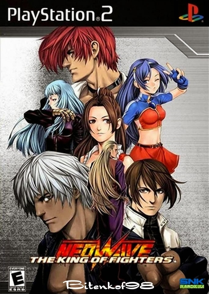 The King of Fighters NeoWave NTSC PS2