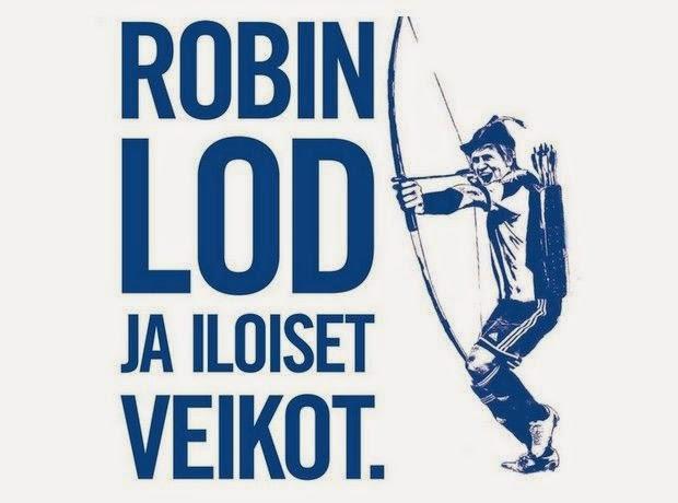 Αυτός είναι ο Ρόμπιν Λοντ (vid)