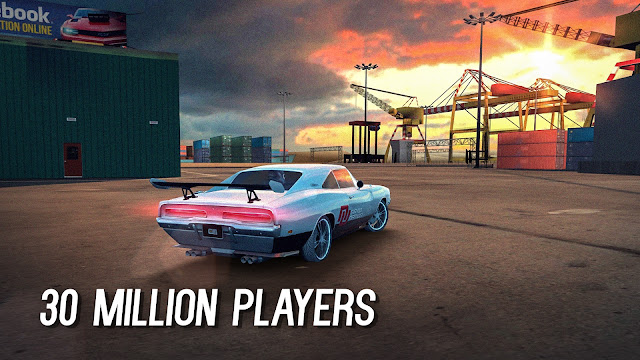 Nitro Nation Drag Racing APK MOD Unlimited Money-Fredain.com