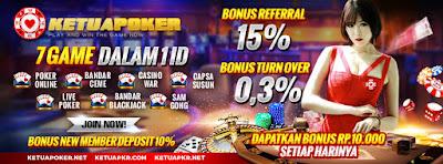 KETUAPOKER88.COM - Poker Online Indonesia Terbaik & Terpercaya.