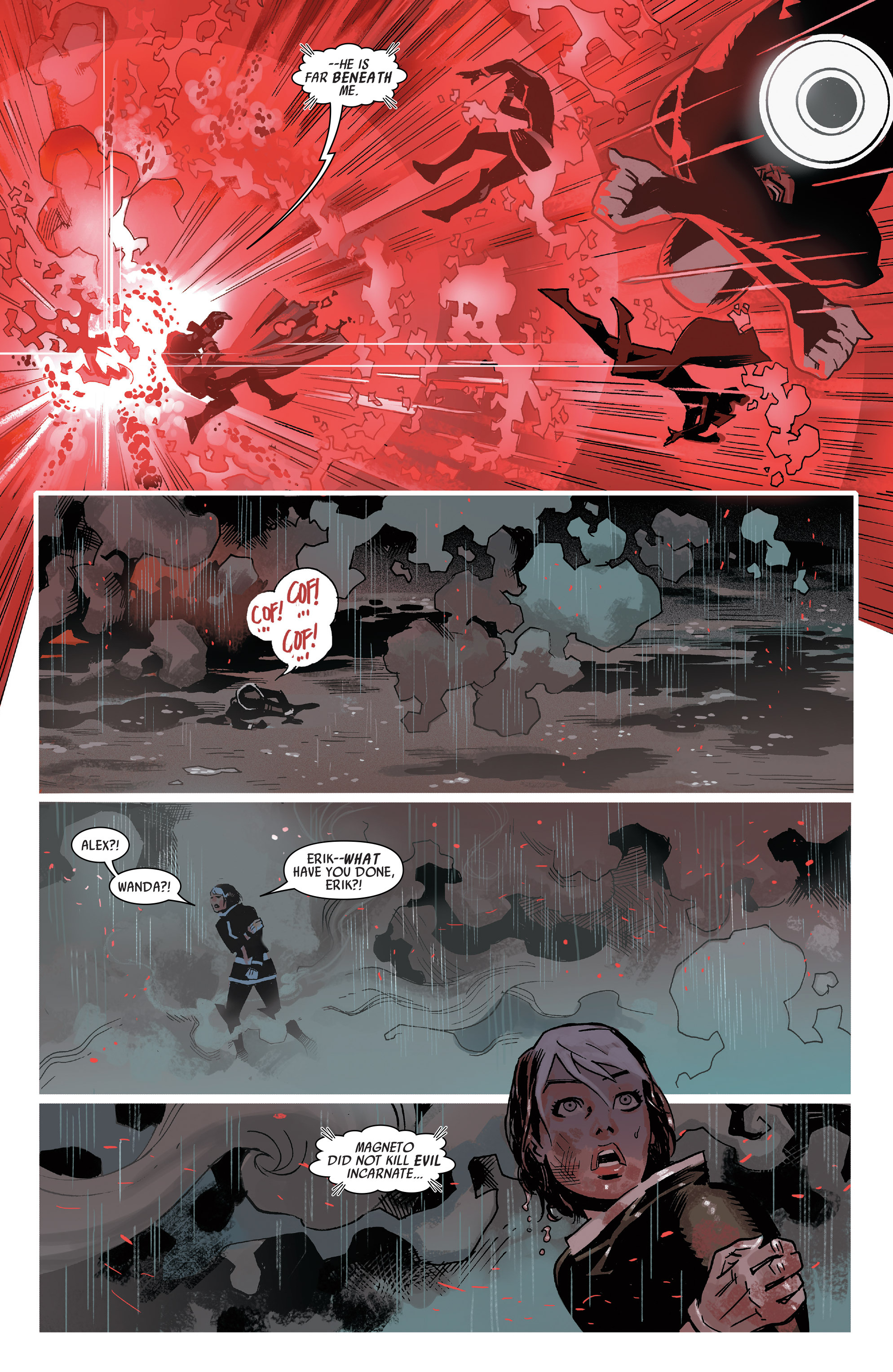 Read online Uncanny Avengers (2012) comic -  Issue #25 - 20