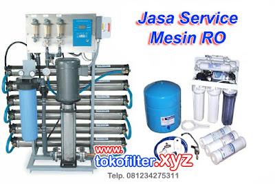 Jasa Service mesin air minum RO