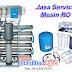 Jasa Service mesin air minum RO Rumah Tangga dan Industri