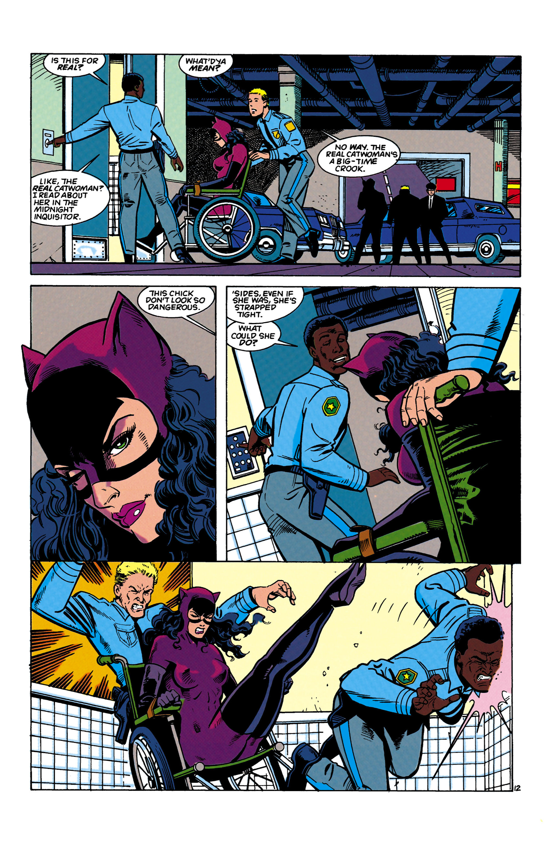 Catwoman (1993) Issue #12 #17 - English 12