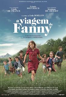 """Poster do filme """"A Viagem de Fanny"""""""