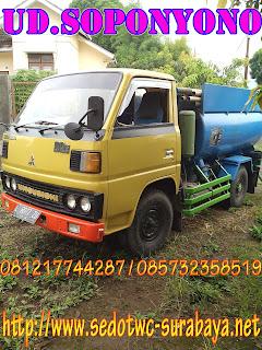Sedot WC Krembangan Surabaya Call 081217744287
