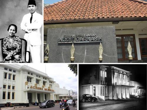 Tempat wisata sejarah di Bandung