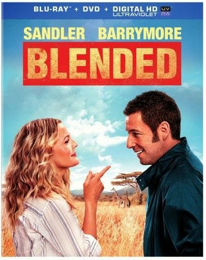Blended 2014 BluRay 300mb 480p ESub