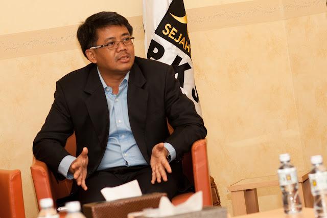 Presiden PKS Shohibul Iman
