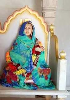 Woman-of-the-World-Pujya-Gurudev-was-bowed-on-the-women-day-महिला दिवस पर विश्व पूज्य गुरूदेवजी की माताजी को किया गया नमन