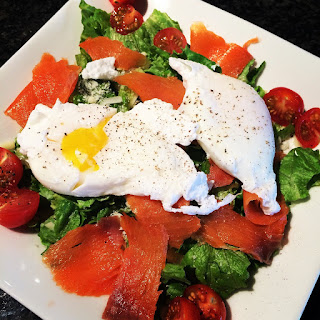 Salmon and Fried Eggs Do Not Cause Weight Gain