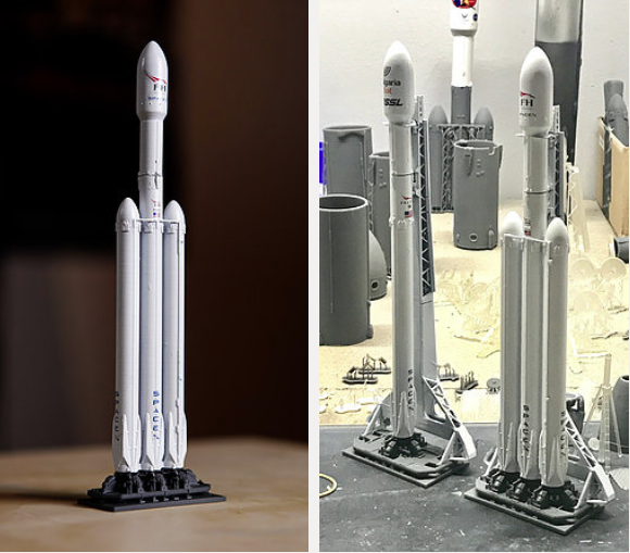Scale Model News: SCIENCE-FACT OUTPERFORMS SCIENCE-FICTION ...