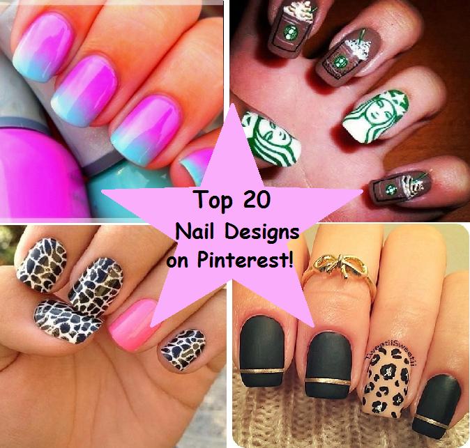 Best Nail Designs Pinterest   Cute Nails