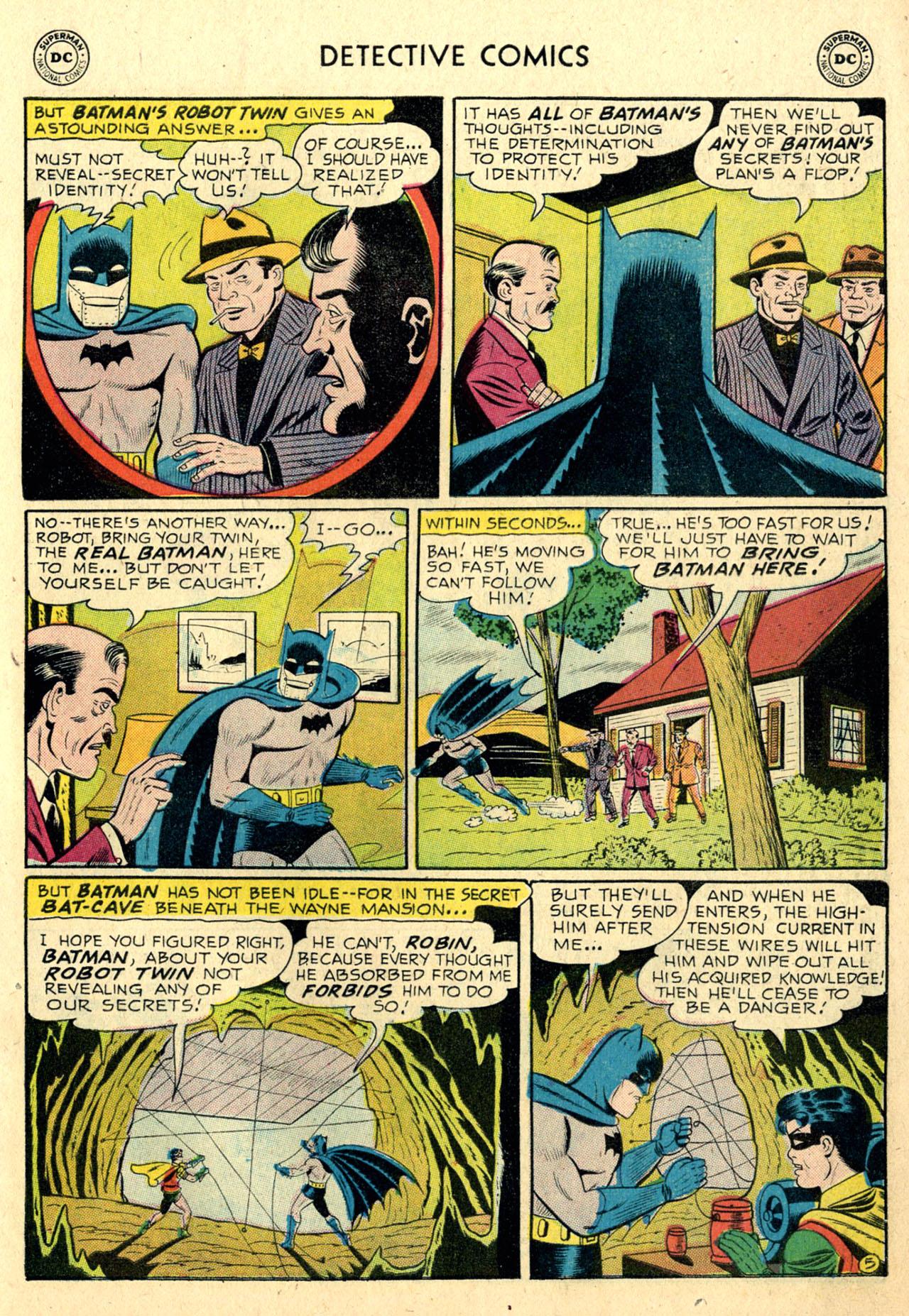 Read online Detective Comics (1937) comic -  Issue #239 - 7