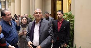 البرلمان يعلن رسميا إسقاط عضوية محمد أنور السادات