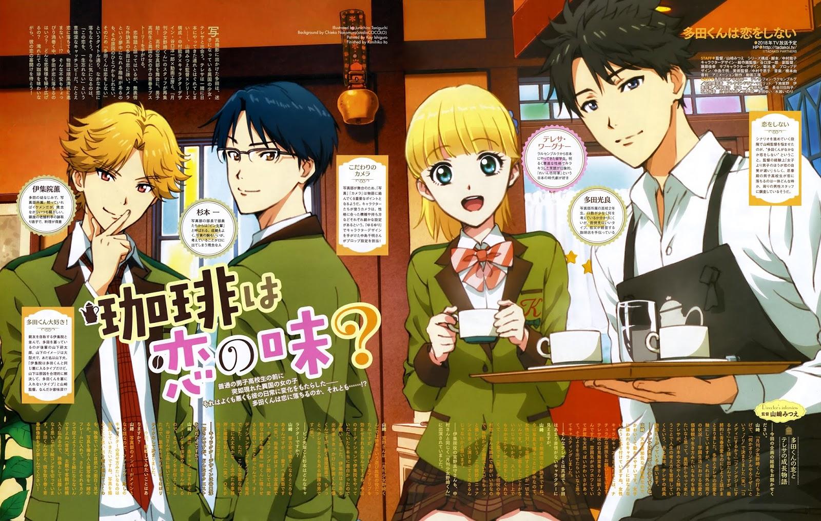 Top 10 animes pra se ver na chegada da primavera