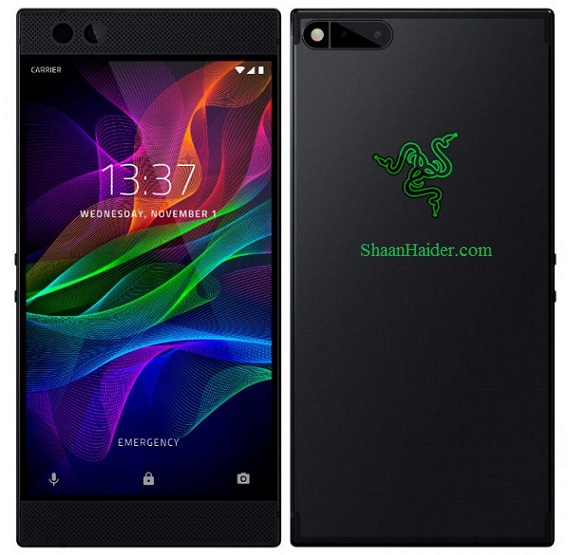 Razer Phone : Full Hardware Specs, Features, Prices and Availability