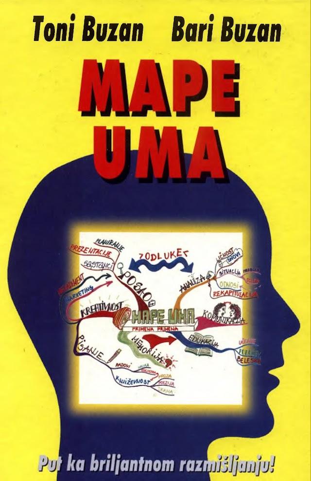 MAPE UMA - TONI BUZAN   (knjiga)