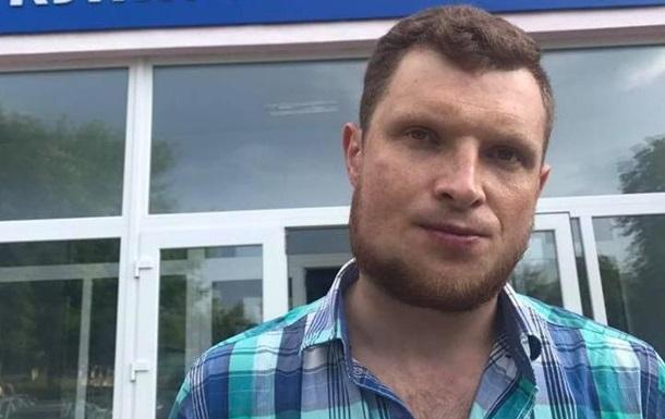 У Полтаві напали на журналіста